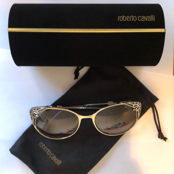 Roberto Cavalli Accessories - 🌺NEW🌺 Roberto Cavalli sun glasses 63 mm